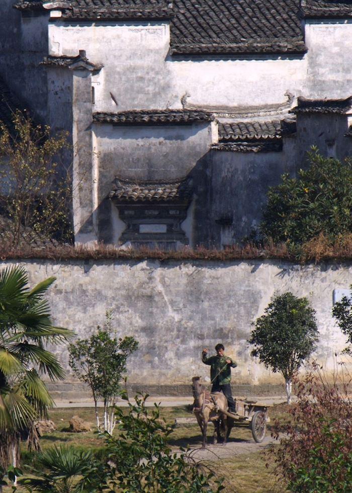 Xidi Village, Anhui