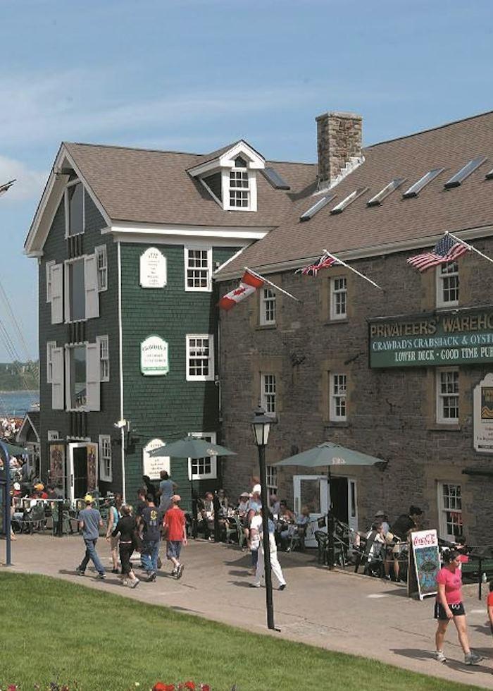 Halifax Historic Properties