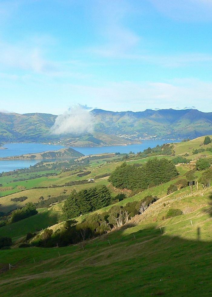 Akaroa & Banks Peninsula, New Zealand