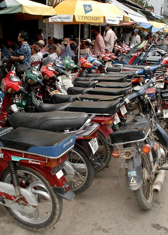 Local transport, Phnom Penh