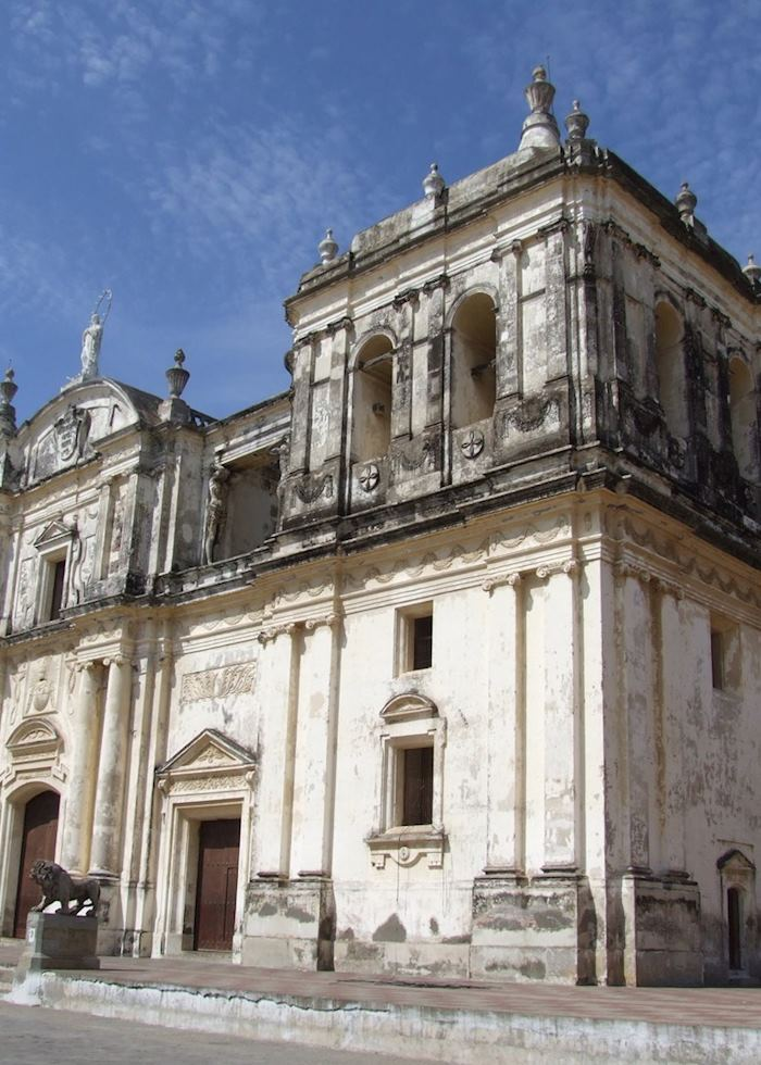 Leon Cathedral, Nicaragua