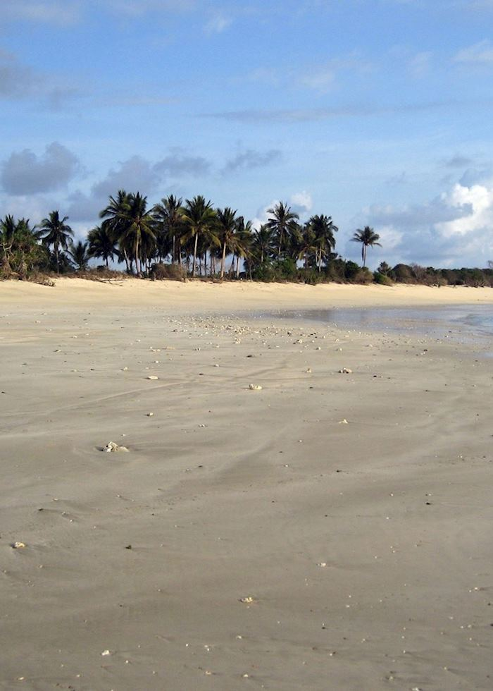 Beach near Sumba Nautil, Indonesia