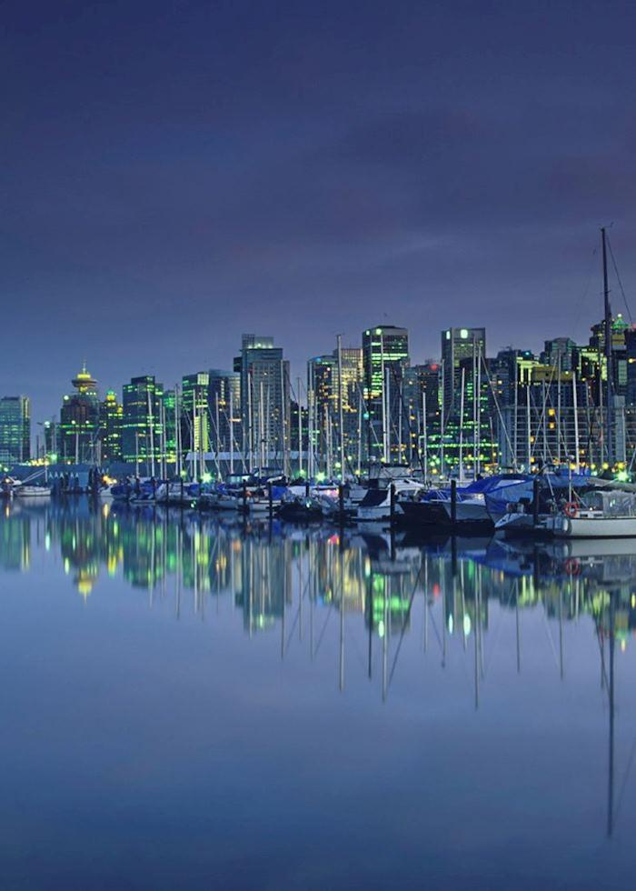 Coal Harbour, Vancouver, Canada
