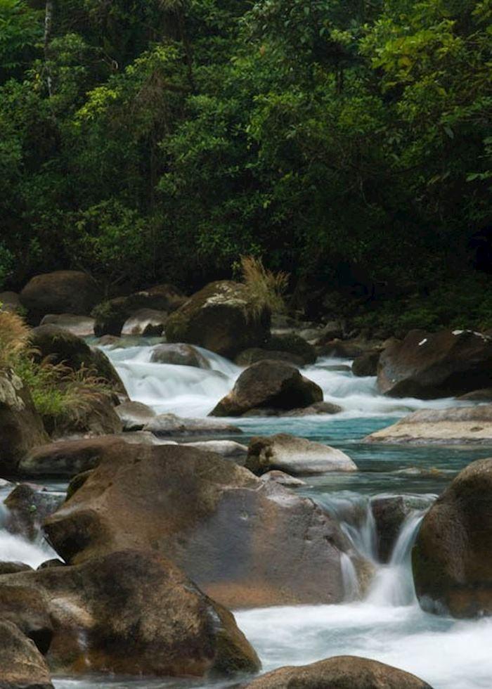 Rio Celeste, Tenorio Region, Costa Rica