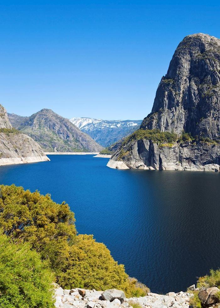 Hetch Hetchy Reservoir, Yosemite National Park, California