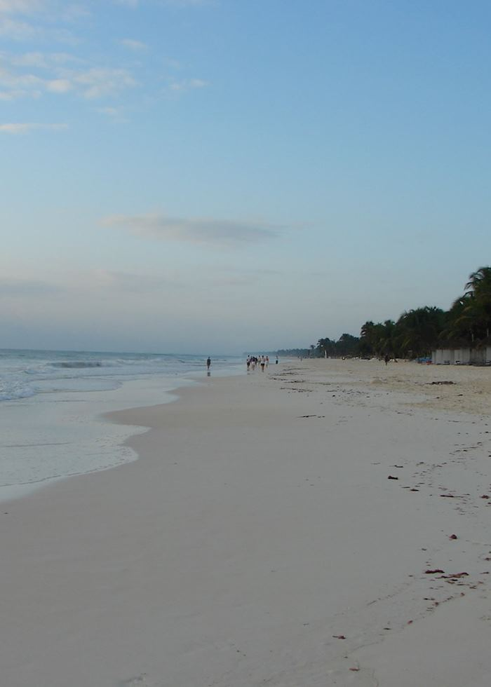 Tulum Beach,Mexico
