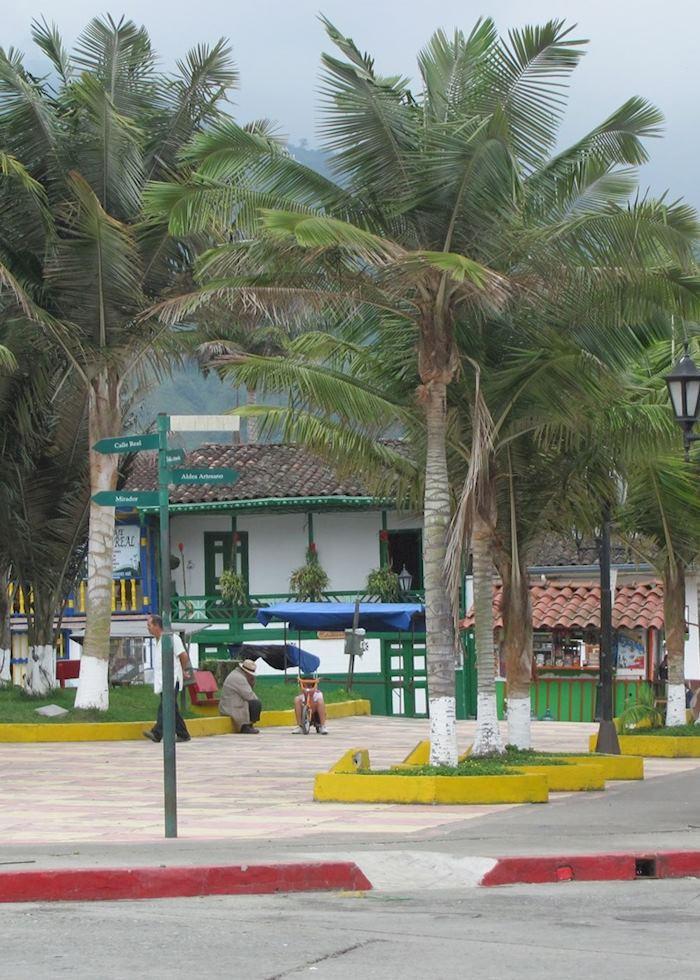 Salento town
