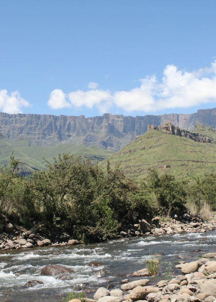 The Amphitheatre, Drakensberg Mountains