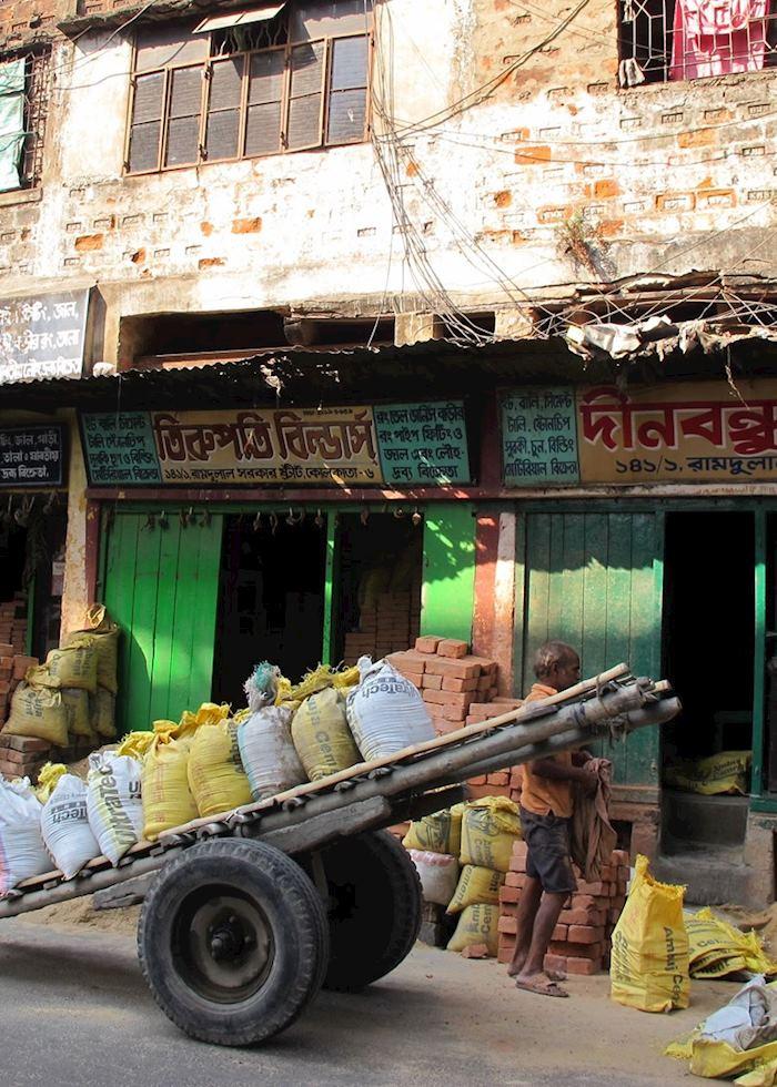 Calcutta tradesmen