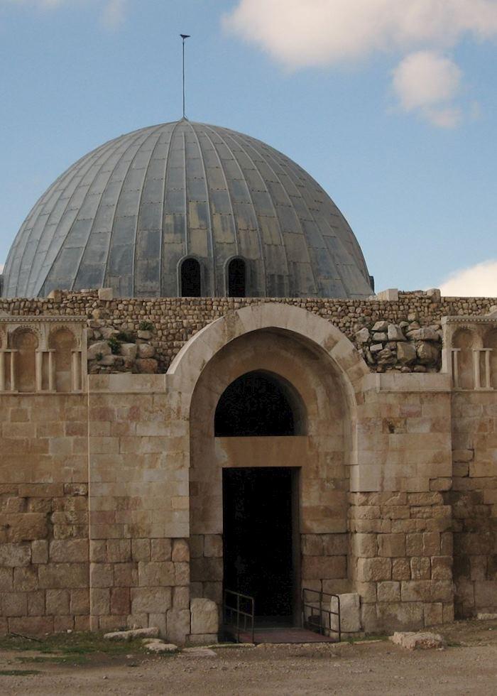 Umayyad Palace at the Citadel, Amman