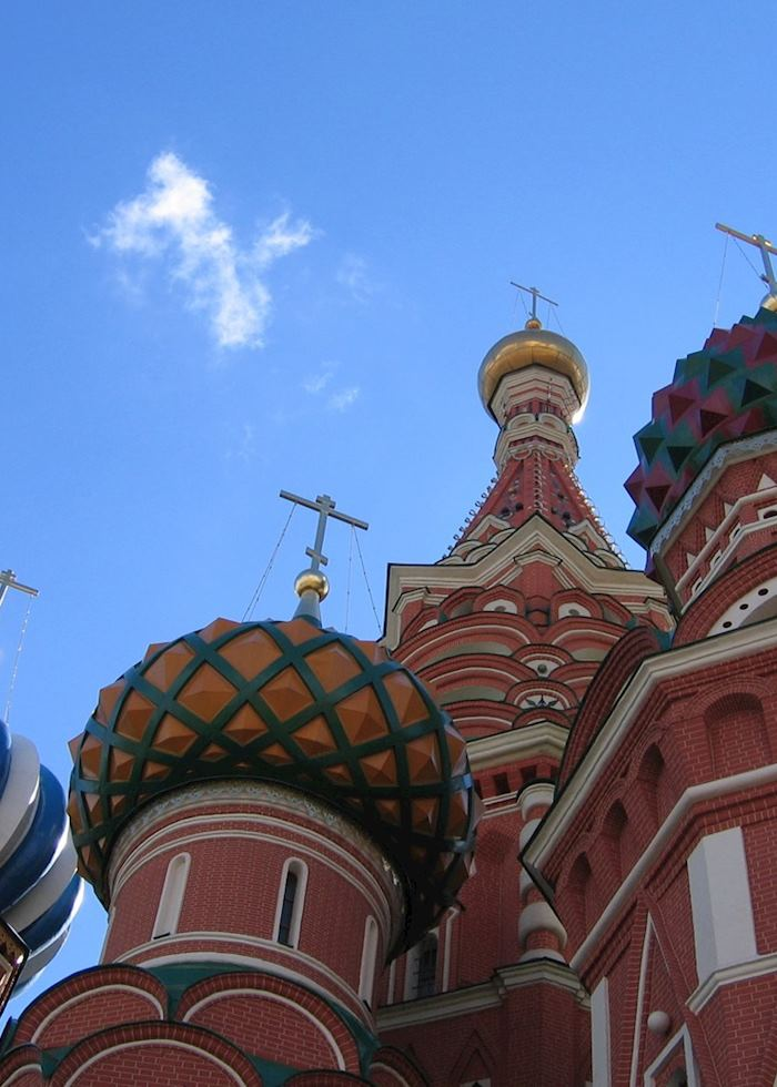 St Basils, Moscow