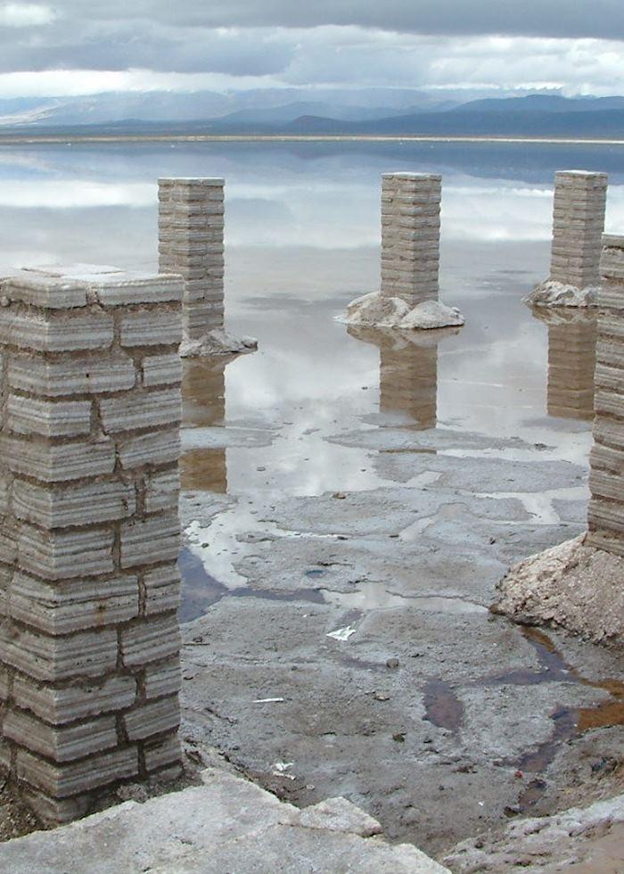 Pillars of Salt, Salinas Grandes, Salta
