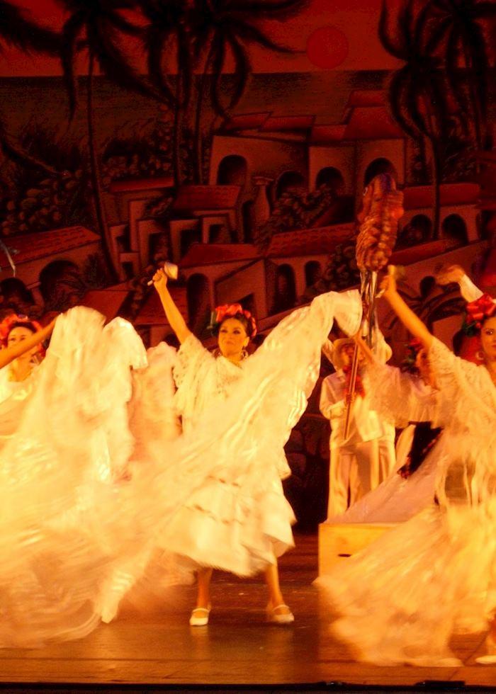 Folkloric Ballet, Mexico City