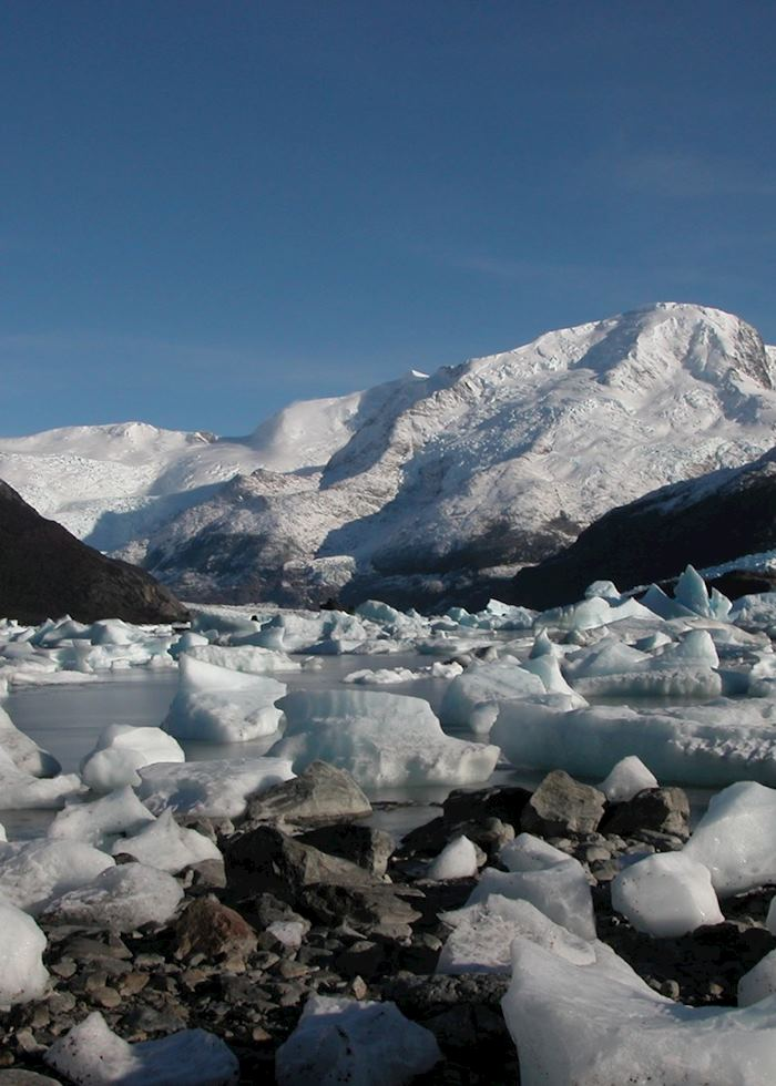 The Onelli Ice Fields, El Calafate