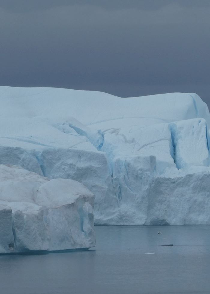 Mouth of Ilulissat Icefjord