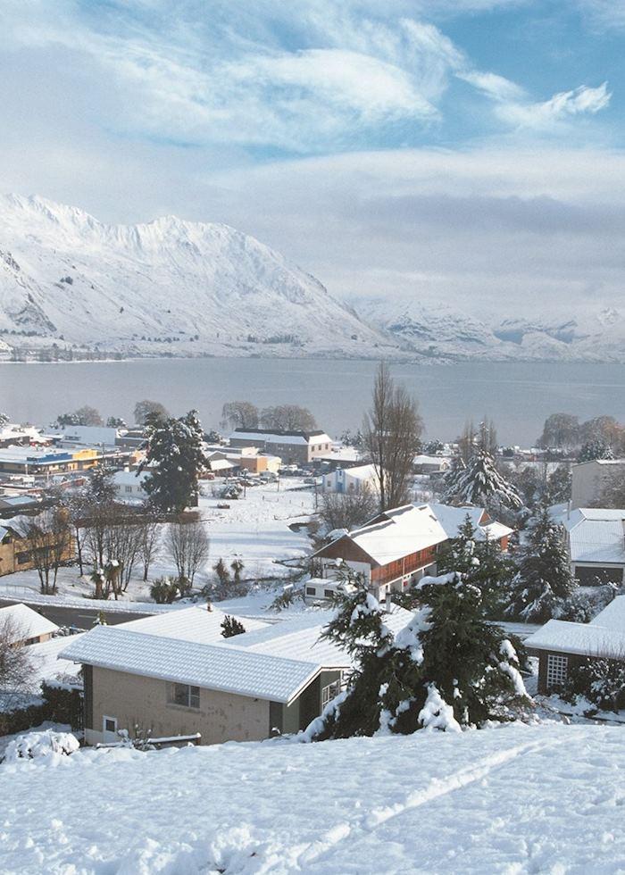 Wanaka in the winter