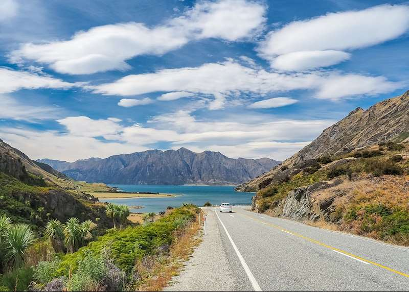 New Zealand self-drive holidays: 3 great routes