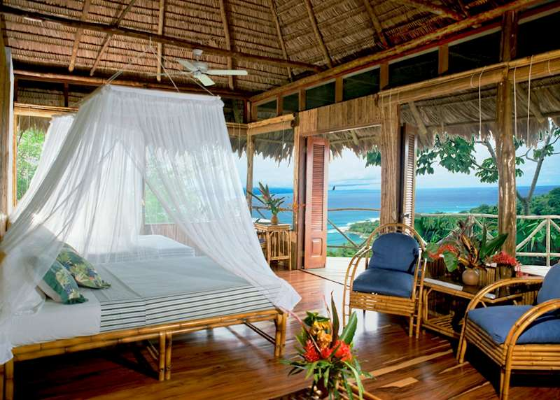 Luxury vacations in Costa Rica