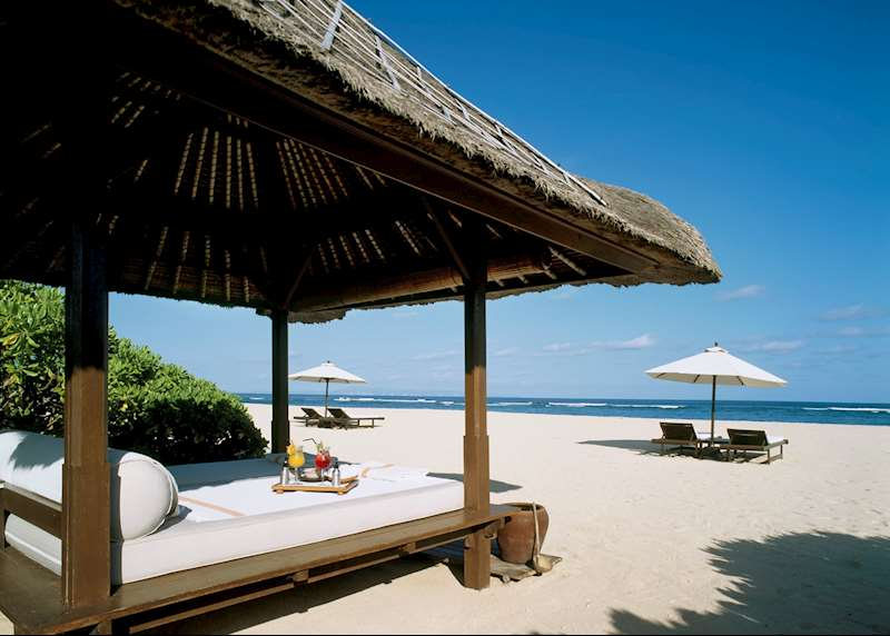 Luxury vacations in Indonesia
