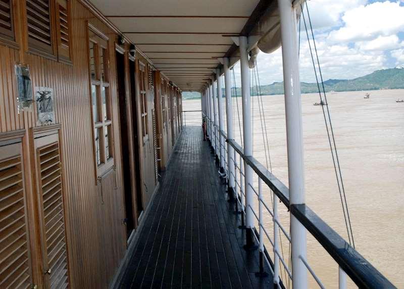 Burma (Myanmar) by boat: a river cruising guide