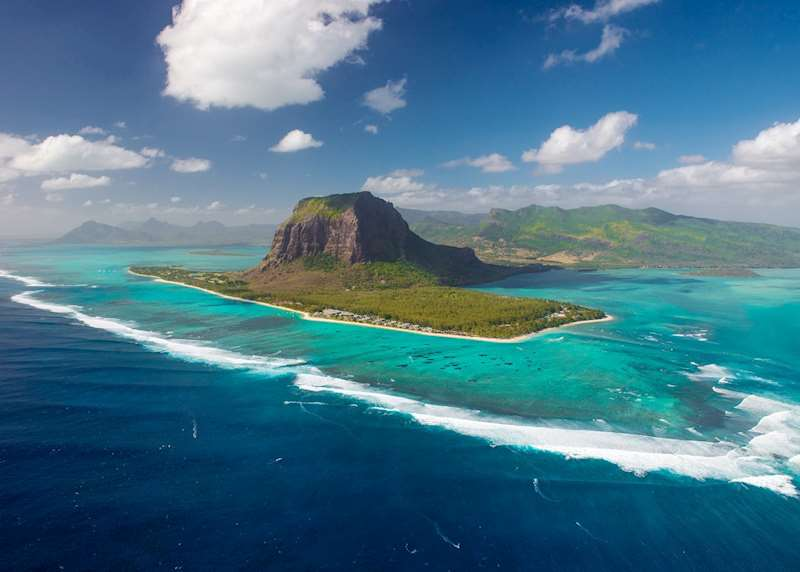 The best luxury vacations on Mauritius