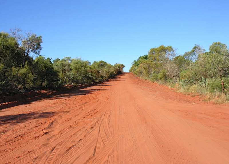 Driving Australia's wild west: a step-by-step guide