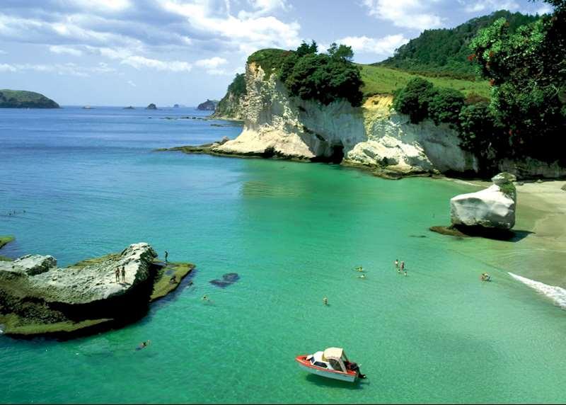 Coromandel & Pacific Coast