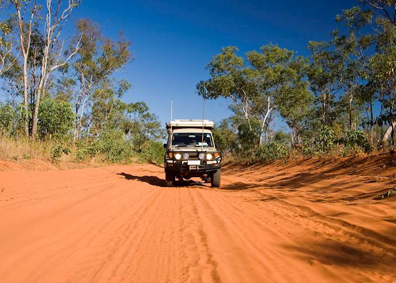 Self drive vacations in Australia