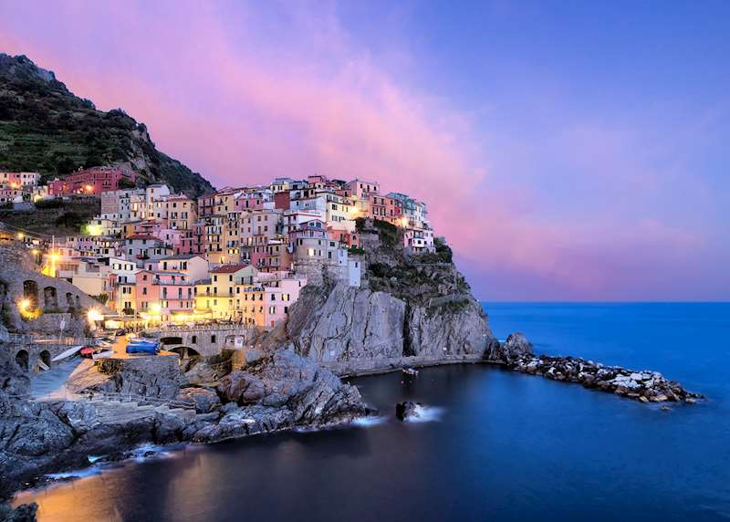 Visiting the Cinque Terre