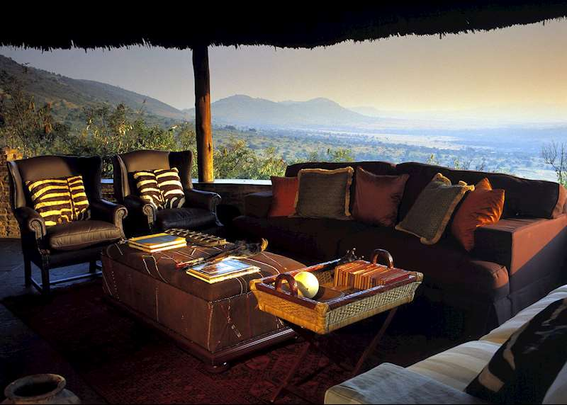Luxury vacations in Tanzania