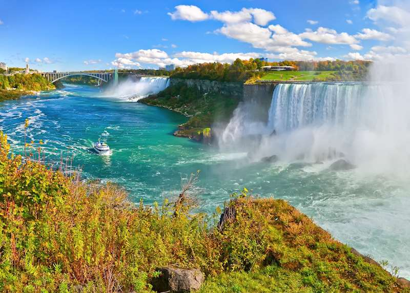 Luxury holidays in Canada