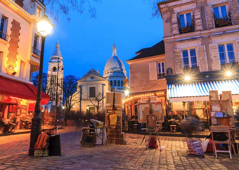 An insider's guide to the districts of Paris