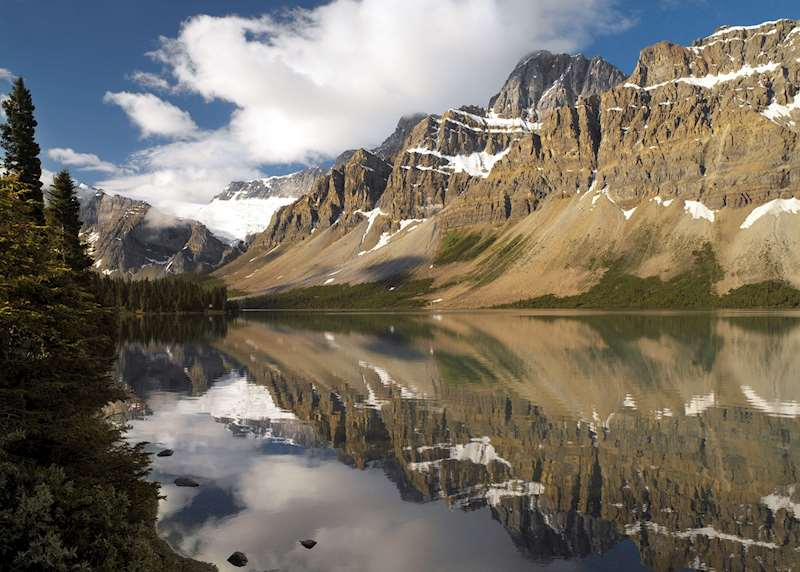 Lakes, mountains & glaciers: exploring the Canadian Rockies