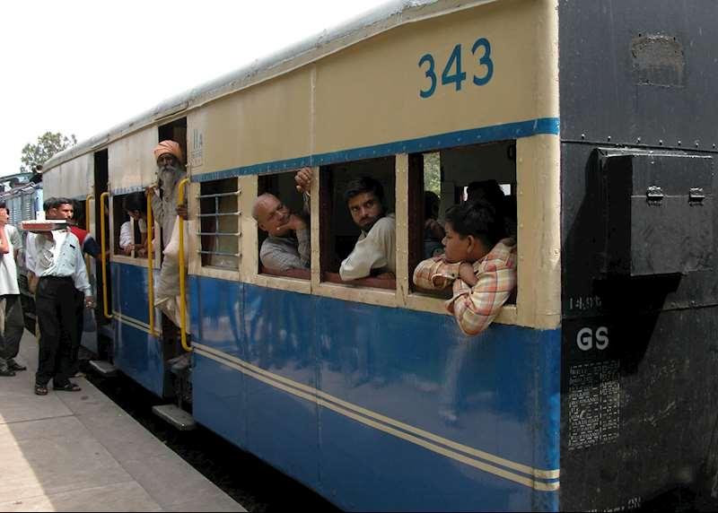 India's toy trains: Shimla, Darjeeling and Ooty