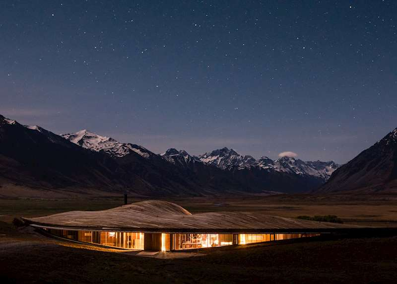Luxury stays in New Zealand: four of the best luxury wilderness lodges