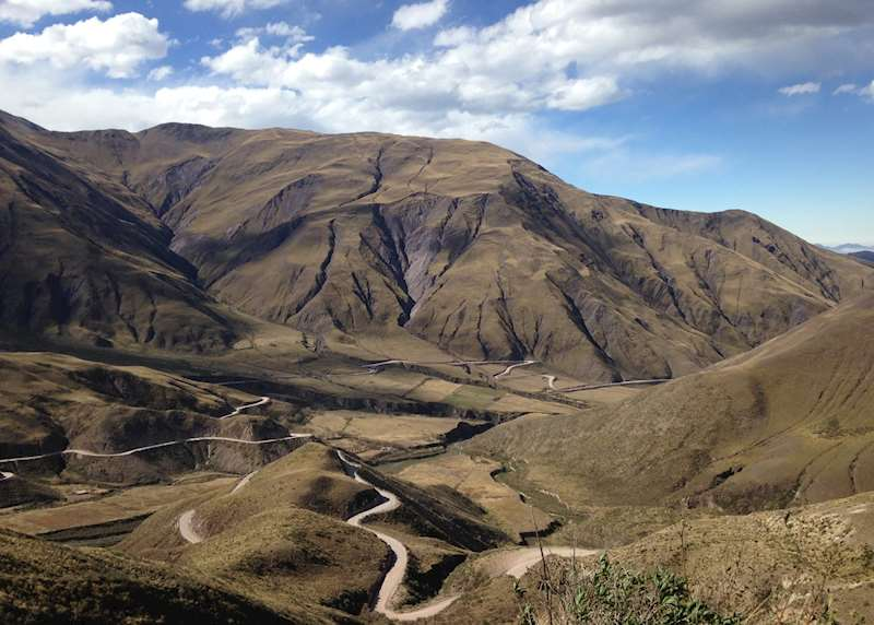 Driving Argentina's wild northwest: Salta to Mendoza on Ruta 40