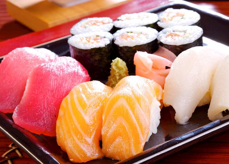 What to eat in Japan: sushi and beyond