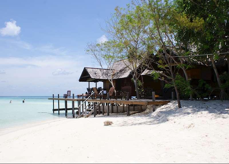 Honeymoons in Borneo