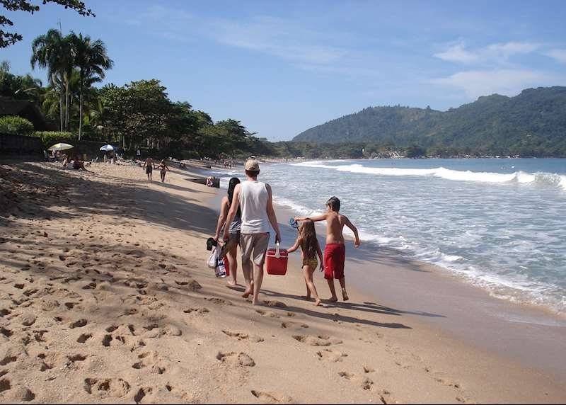 Family holidays in Brazil