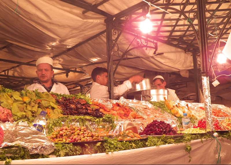 Morocco food experiences