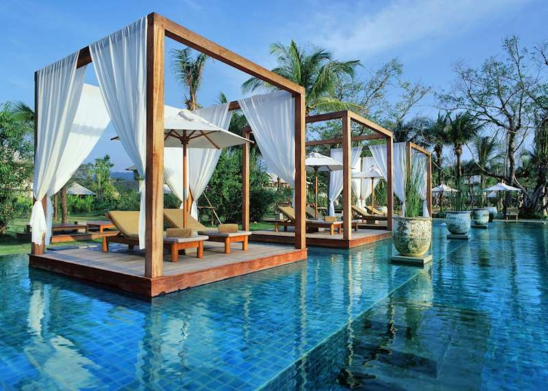 Luxury holidays in Thailand