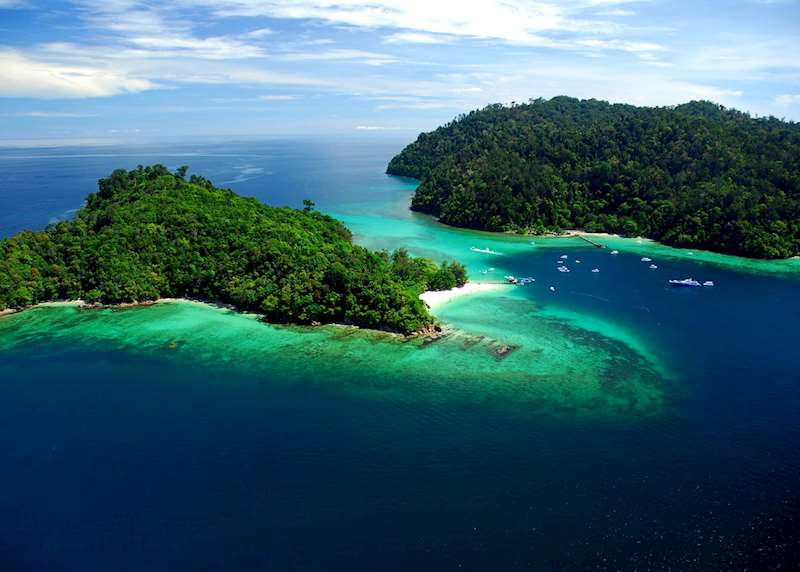 Luxury holidays in Borneo
