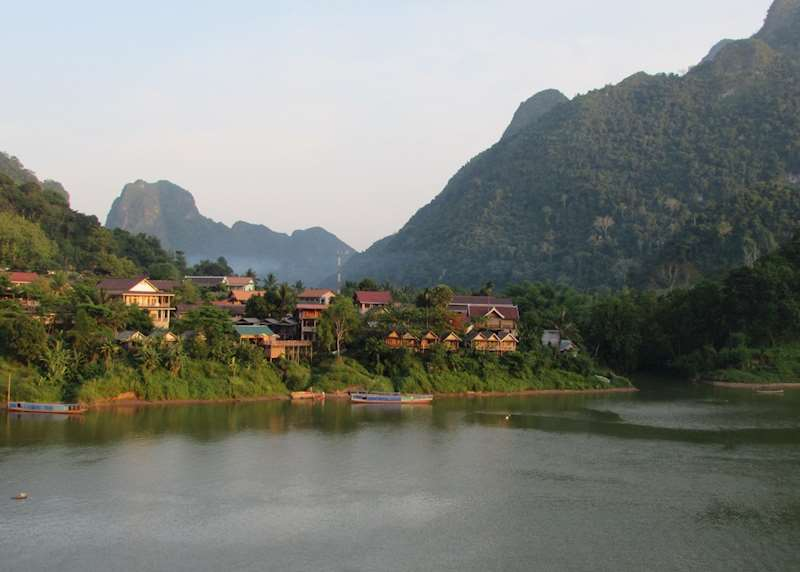 Laos, Asia away from it all
