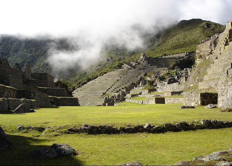 Trekking to and around Machu Picchu
