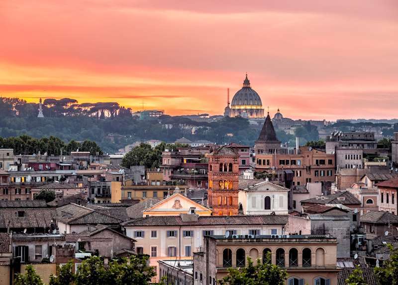 How to see Rome in four days