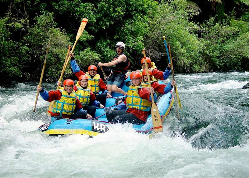 Activity vacations in New Zealand