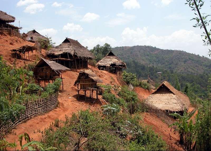 Walking & trekking in Burma (Myanmar)