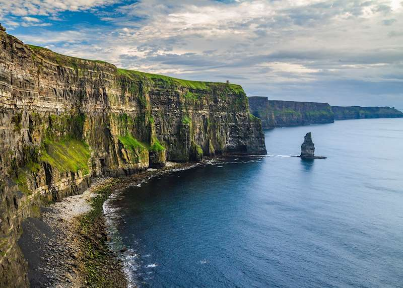Natural Ireland: the coast, cliffs and countryside