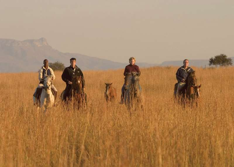Activity vacations in South Africa