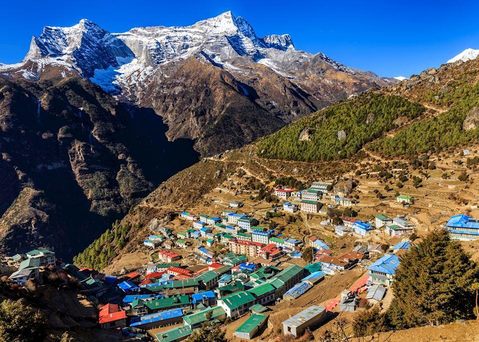 Trekking in the Everest Region | Audley Travel